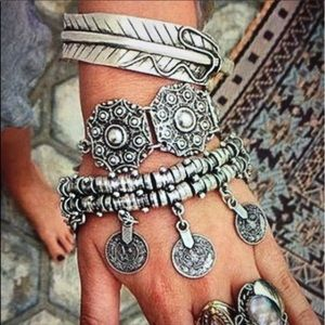 Jewelry - Bracelet Festival Coin Boho Chic